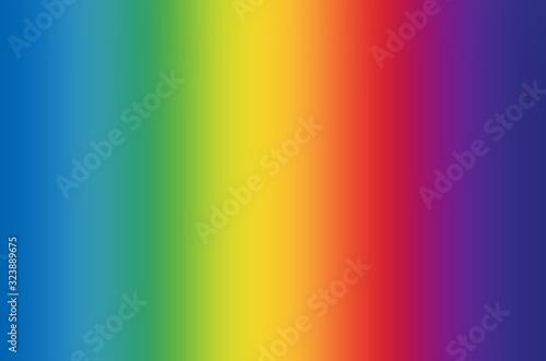 Photo spectre lumineux