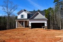 Newly Constructed Home For Sale Georgia, USA
