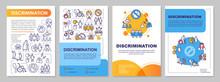 Gender Discrimination Brochure...