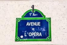 Frenc Street Sign, Photo Image...