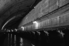 Submarine Base From USSR Perio...