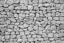 Szary Kamienny Mur