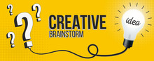 Creative Vector Brainstorm, Li...