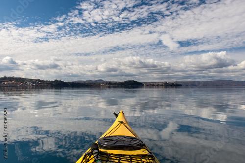 Fotografia, Obraz Escursione in kayak