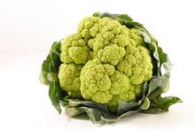 Green Cabbage- Green Cauliflow...