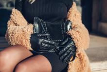 Female Fashion. Spring Accesso...