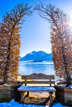 Schliersee Lake In Bavaria