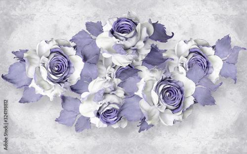 kwiaty-na-betonie-fiolet
