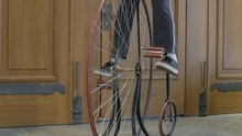 Penny-farthing High Wheel Vint...