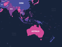 Australia And Southeast Asia M...
