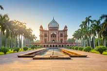 Tomb Of Safdarjung In New Delh...