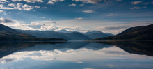 Loch Broom Ullapool In Scotlan...