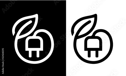 Photo Banking and accounting vector design black and white