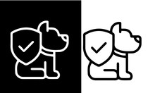 Insurance - Set Of Line Icons ...