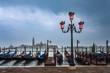 Blick auf die Insel San Giorgio Maggiore in Venedig, Italien