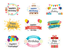 Collection Of Happy Birthday B...