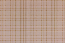 Beige Checkered Tile Pattern. Abstract Texture And Background.
