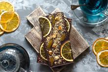 Homemade Chocolates With A Tea...