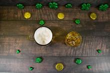 Cocktails With Saint Patrick's...