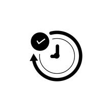 Business Delivery Time Clock I...