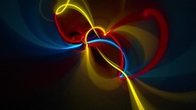 Abstract Fractal Footage For C...