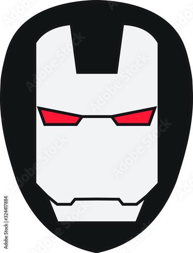 Photo icon head of avenger endgame