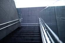 吹抜けの階段2
