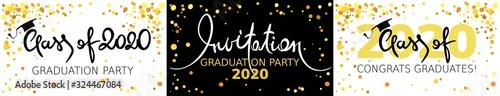 Fotomural Graduate 2020