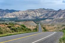 Scenery In Douglas Pass Road, ...