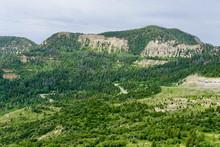 Douglas Pass, A Mountain Pass In Colorado