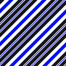 Classic Modern Diagonal Stripe Pattern - This Is A Classic Diagonal Striped Pattern Suitable For Shirt Printing, Textiles, Jersey, Jacquard Patterns, Backgrounds, Websites