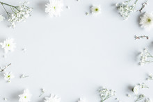 Flowers Composition. White Flo...