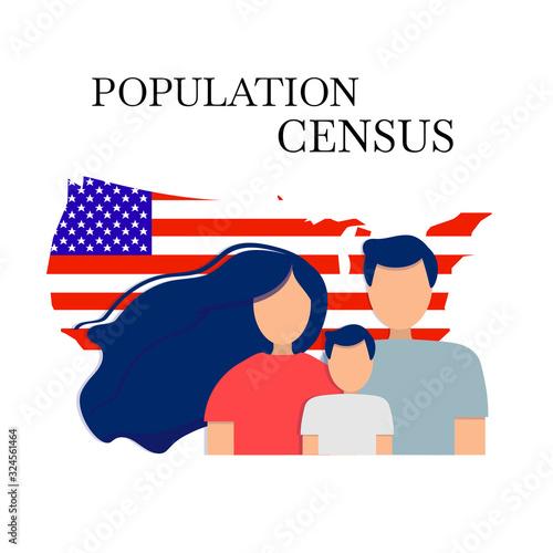 Fényképezés Population census