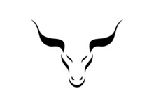 Bull Logo, Bull,power,head