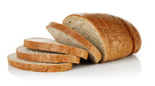 Wheaten Bread With Bran Cut Sl...