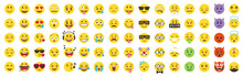 Vector Emoticon Big Set. Emoji...