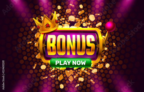 Cuadros en Lienzo Bonus casino coin, cash machine play now.