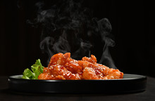 Hot And Spicy Sweet And Sour P...