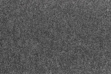 The Texture Of The Gray Carpet With A Short Pile.
