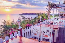 Seaside Landscape - The Cafe O...