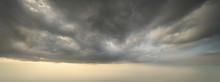 Late Evening Storm, Rain Cloud...