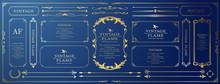 ウエディングフレームデザイン ビンテージ アンティーク レトロ ロイヤル プレミアム フレームセット