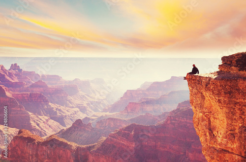 Tablou Canvas Grand Canyon