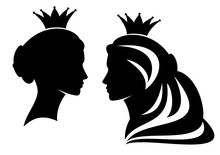 Fairy Tale Medieval Queen Or P...