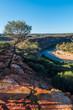 Murchison River Gorge Outback Australia Canyon