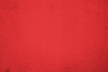 Passionate Red Background. Red Surface For Inscriptions And Design. Unusual Red Color Background.