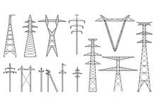 Tangent Towers, High Voltage E...