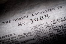 The Book Of John In The King J...