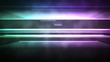 Motion colorful neon lines abstract background. Elegant and luxury dynamic club style template