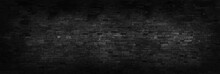 Panorama Black Brick Walls Tha...
